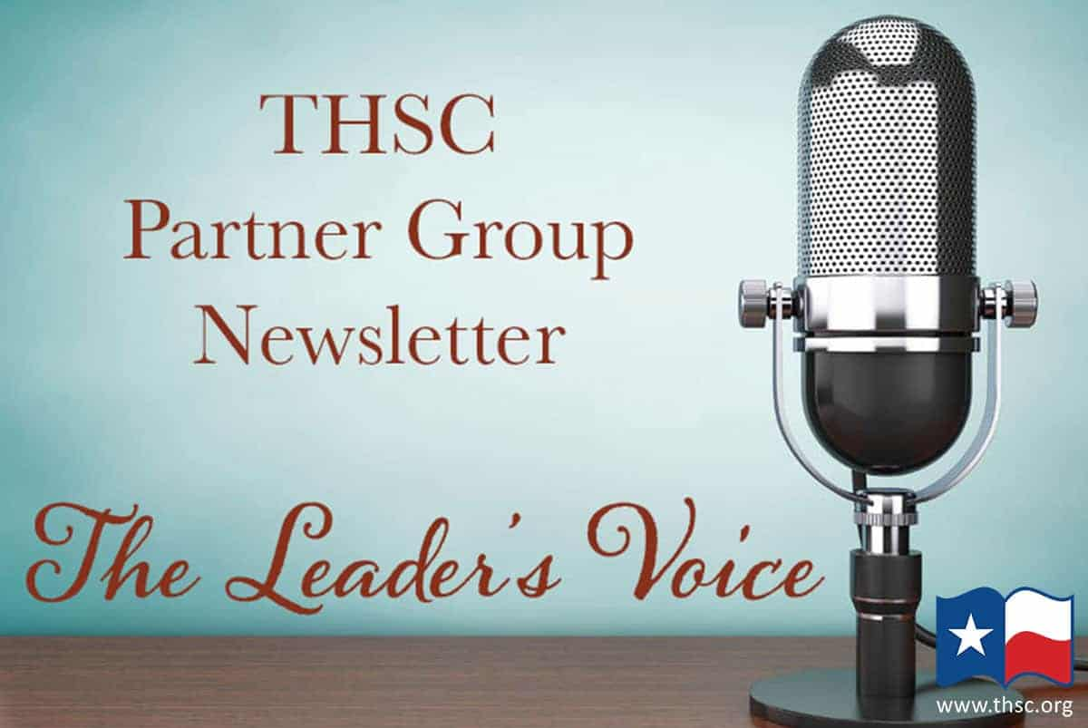 THSC Supports Homeschool Groups