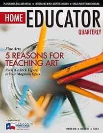 Winter 2018 Home Educator Quarterly