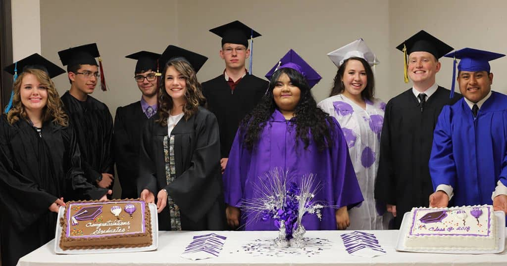 Homeschool Group Graduation
