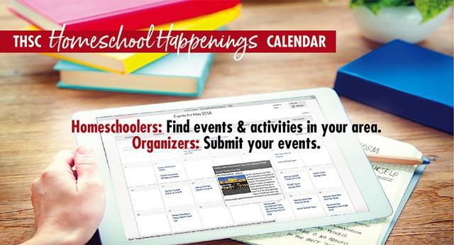 Homeschool Community Calendar