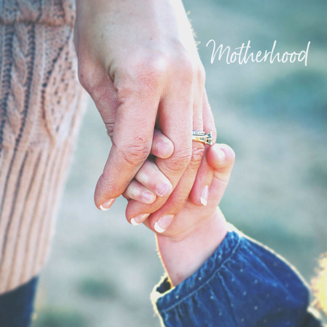 The Heart of Motherhood is Held in the Holding