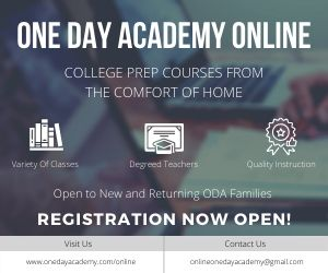 One Day Academy Online